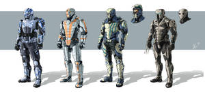 Design Special Soldiers by Nass625