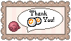Thanks For The Points Stamp by StampMakerLKJ