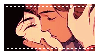 Korrasami Comic Kiss - Stamp by StampMakerLKJ