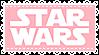 Pink Star Wars Stamp by StampMakerLKJ