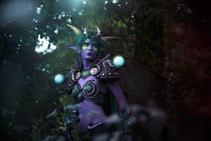 World of Warcraft - Ysera the Awakened  by Yalga-cosplay