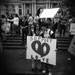 Prop 8 Protest XII by legobrickmaster