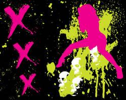 XXX by legobrickmaster