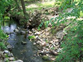 Creek by legobrickmaster