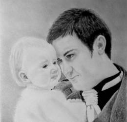 Liam and Amelia by dianm