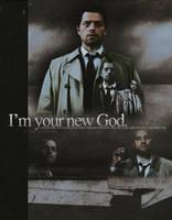 i'm your new god by mrsdiehard