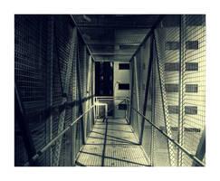 Jail by ZaerArts