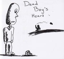 Dead Boy's Heart by Moito