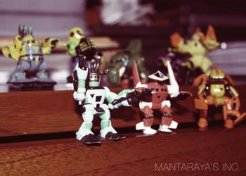 Z-Bots by Moito