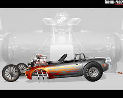 MX-5 Drag car by Hemi-427