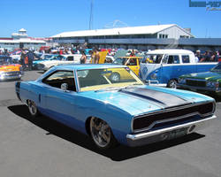 '70 Roadrunner by Hemi-427