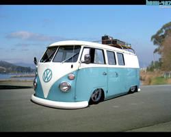 VW Kombi by Hemi-427