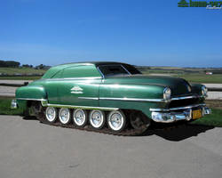 '51 Chrysler Windsor Tank? by Hemi-427