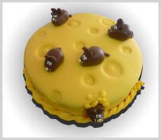 Rats cake by akr1
