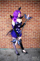 Dark Elementalist Lux by Midnight-Dare-Angel