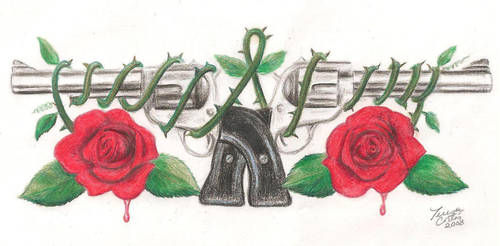 Guns N' Roses by LatinPrincess17