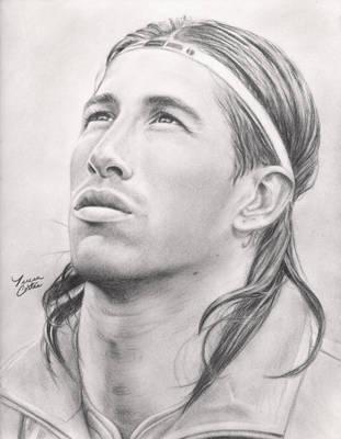 Sergio Ramos by LatinPrincess17