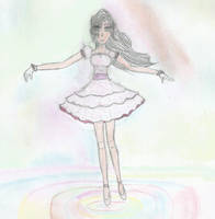 ballerina by linaaventurera