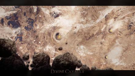Divine Cavalry by R3V4N