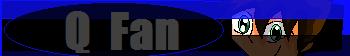 Q fan logo by gladiatorcompany15