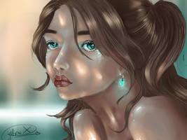 BLUE by Pythrexx