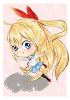 COMMISSION CHITOGE - $15 by Pythrexx