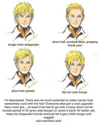 Man! Naruto coulda looked so much better by manillalu
