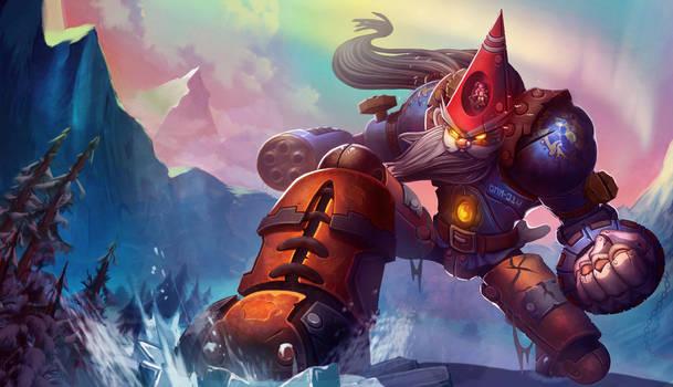 Gnomeregan Ancient Guardian by DasGnomo