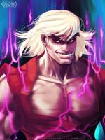 Violent Ken by DasGnomo