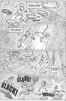 Snowbuni: Survival of the Fittest, Page 2 by JoeEngland