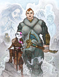 Goddess of War (In Full) by JoeEngland
