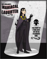 Maniacal Laughter - Emily by JoeEngland
