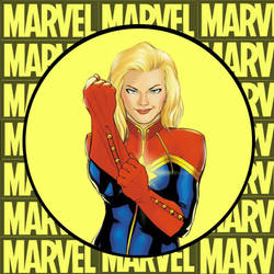 Captain Marvel by JTRAMSEY