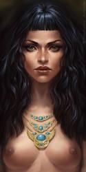 Her eyes by schastlivaya-ch