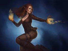 Firethrower by schastlivaya-ch