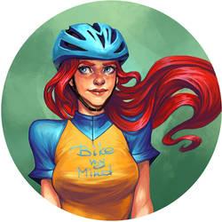 Bike my mind by schastlivaya-ch