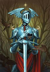 Knight with a great heart by schastlivaya-ch