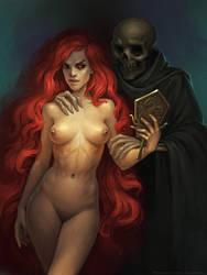Death suits her by schastlivaya-ch