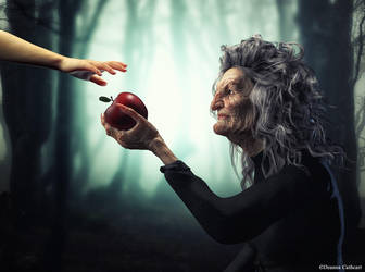 The Apple by deathbycanon