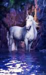Unicorn Gorge by deathbycanon