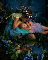 little fairies by deathbycanon