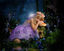 Sleeping beauty by deathbycanon