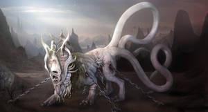 Captured Beast by kolakis