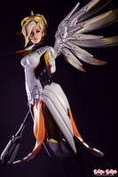 Mercy - Overwatch by dmy-gfx