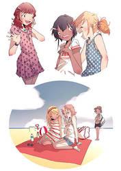 Disney Girl 31 by Nicohitoride