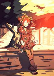 Fairy Oak - Pervinca by Nicohitoride