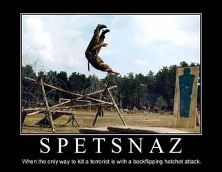 Spasnaz attack by spyash2