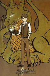 Alchemy: The Green Dragon by Littlekings