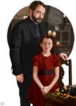 A Family Portrait by Spatterat