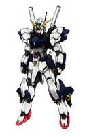 MSW-007 Gundam Griffon by wdy1000
